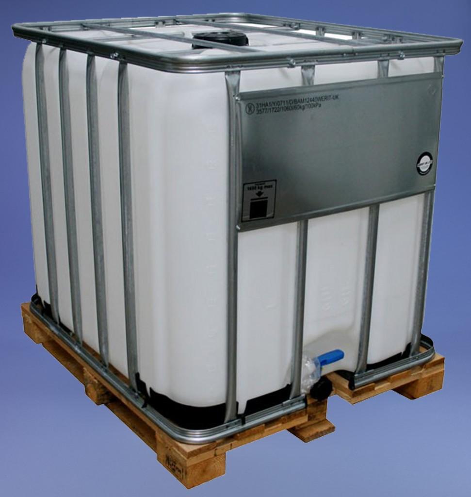 Air1 AdBlue® 1,000 litre Intermediate Bulk Container (IBC