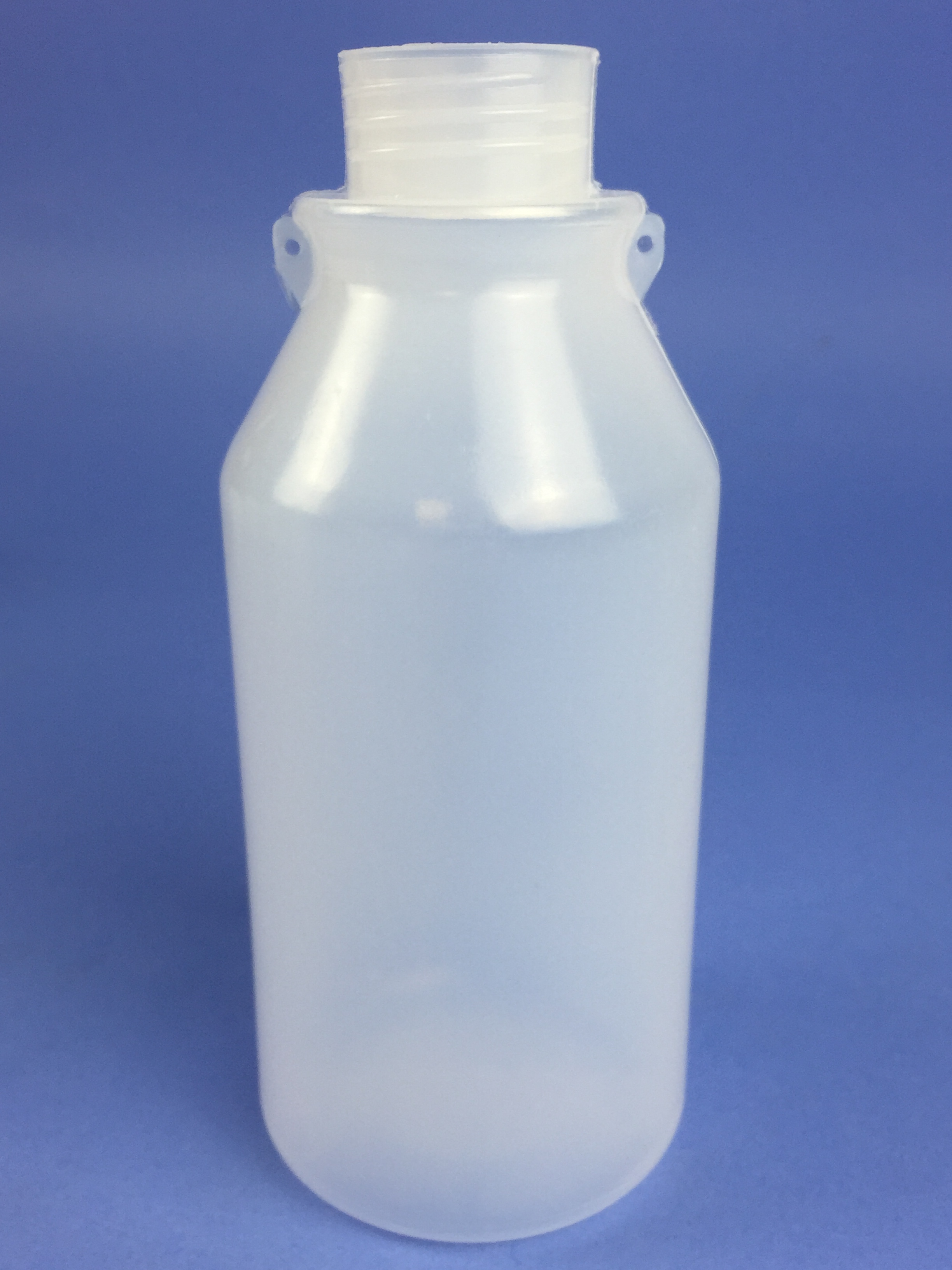 Plastic Bottle Wide Neck Clear Natural 1000ml Bottle
