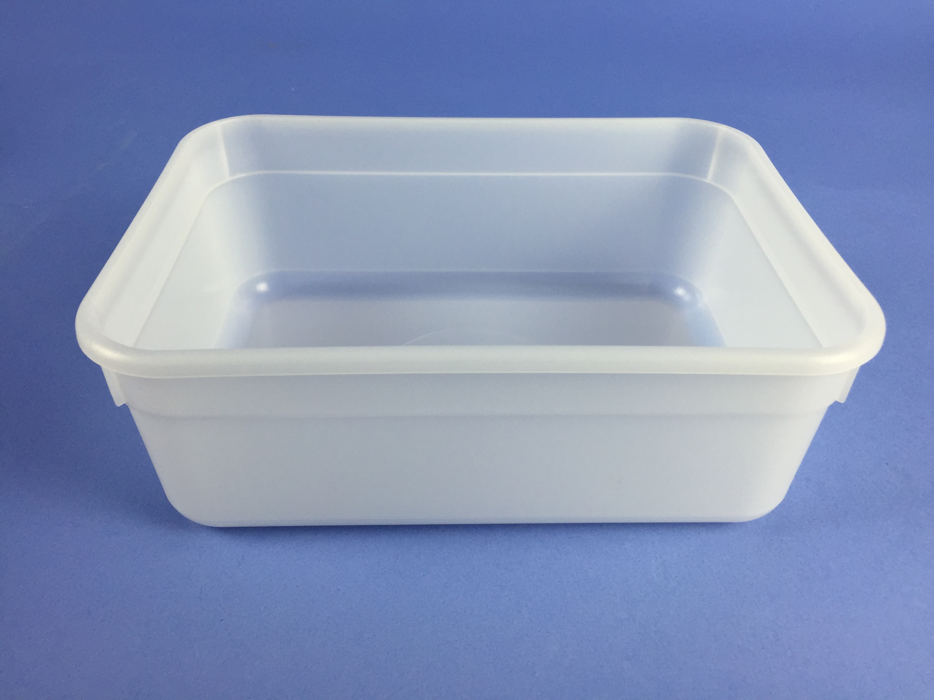 Pc2r 2 Litre Retangular Ice Cream Container Bristol