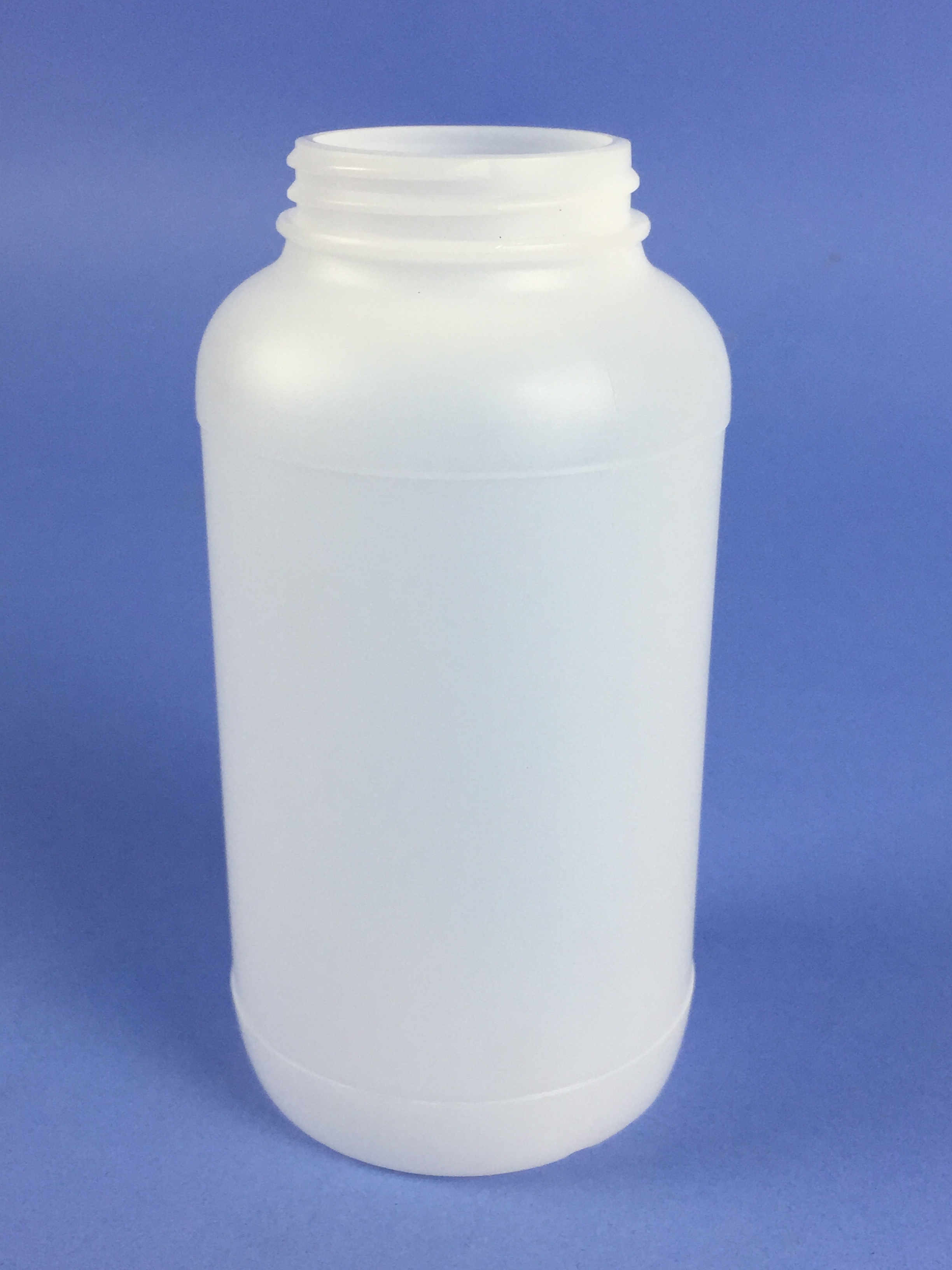 Plastic Hdpe Bottle 500ml Wide Neck Bottle Wn6 Bristol