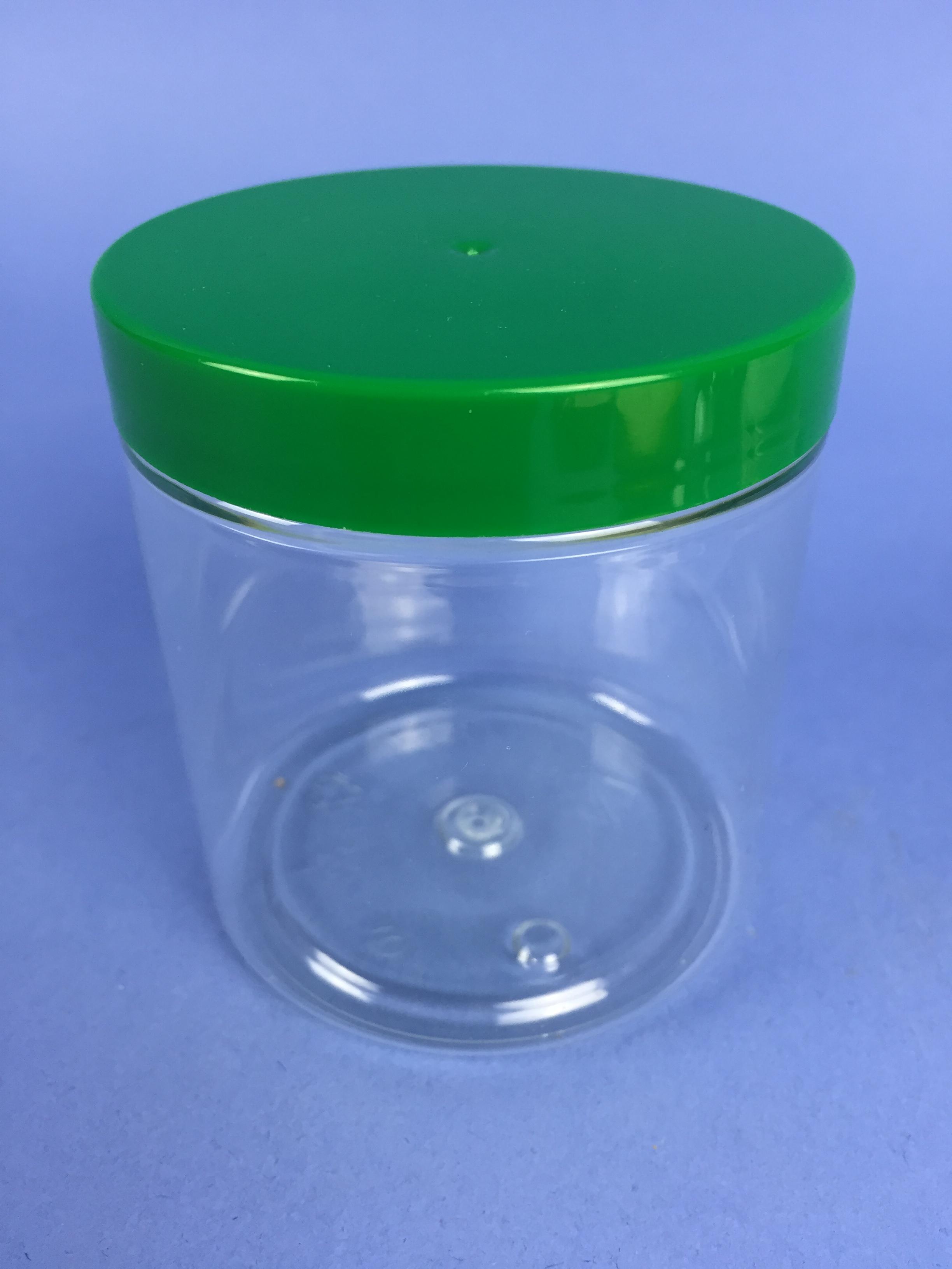 Clear Pet Plastic Jar 250ml Pn250d Bristol Plastics