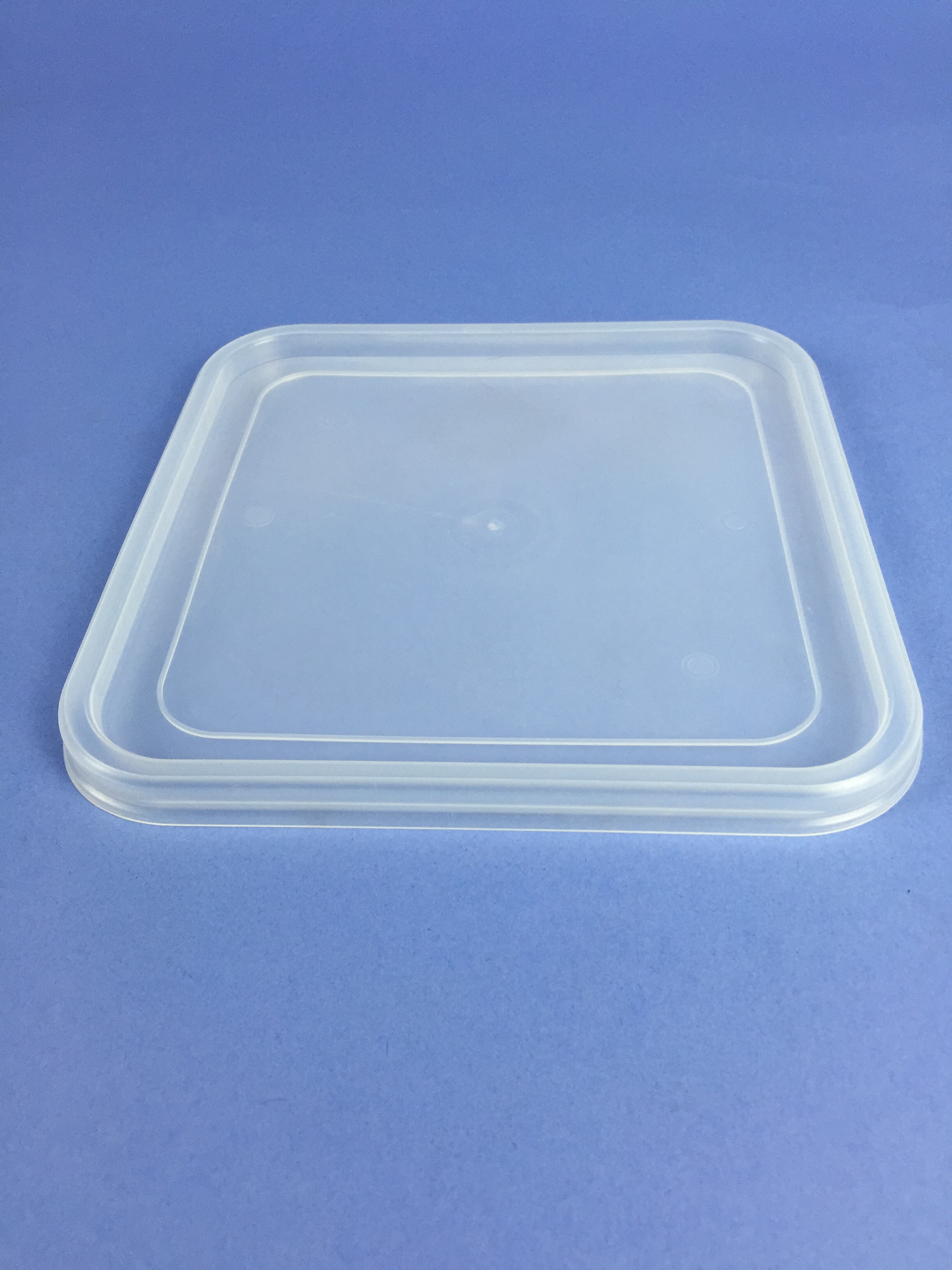 Pc2sq 2 Litre Square Ice Cream Container Bristol