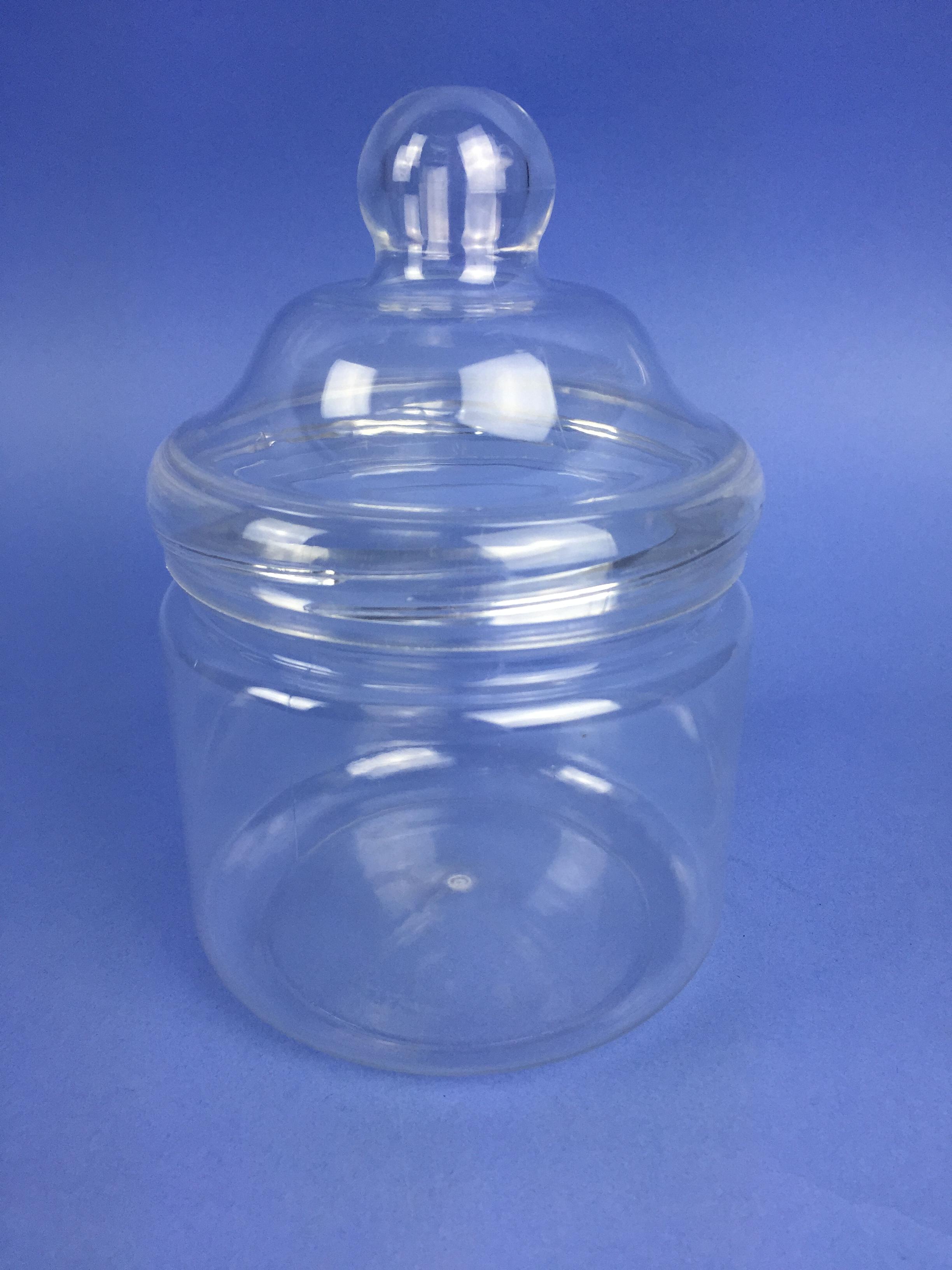 clear round pet jar 1000ml 110mm neck petr1000c bristol plastics containers plastic. Black Bedroom Furniture Sets. Home Design Ideas
