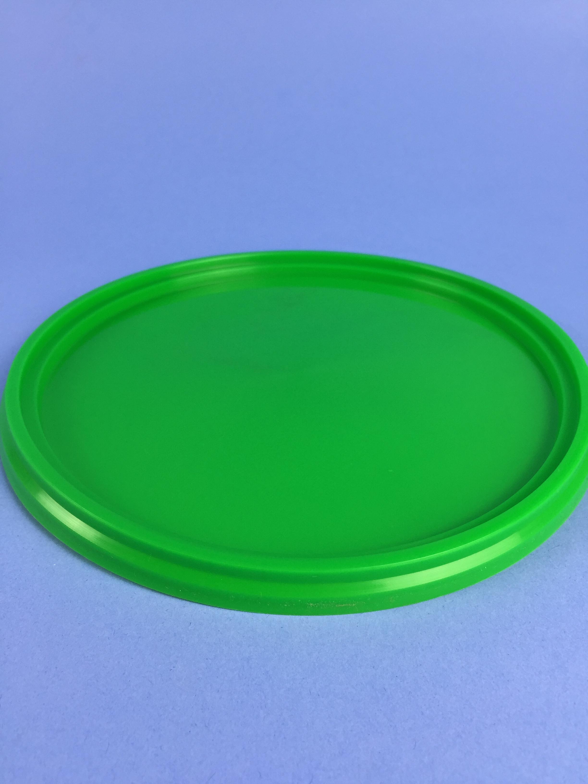 Black 3 Litre Bucket C W Plastic Handle Amp Tamper Evident