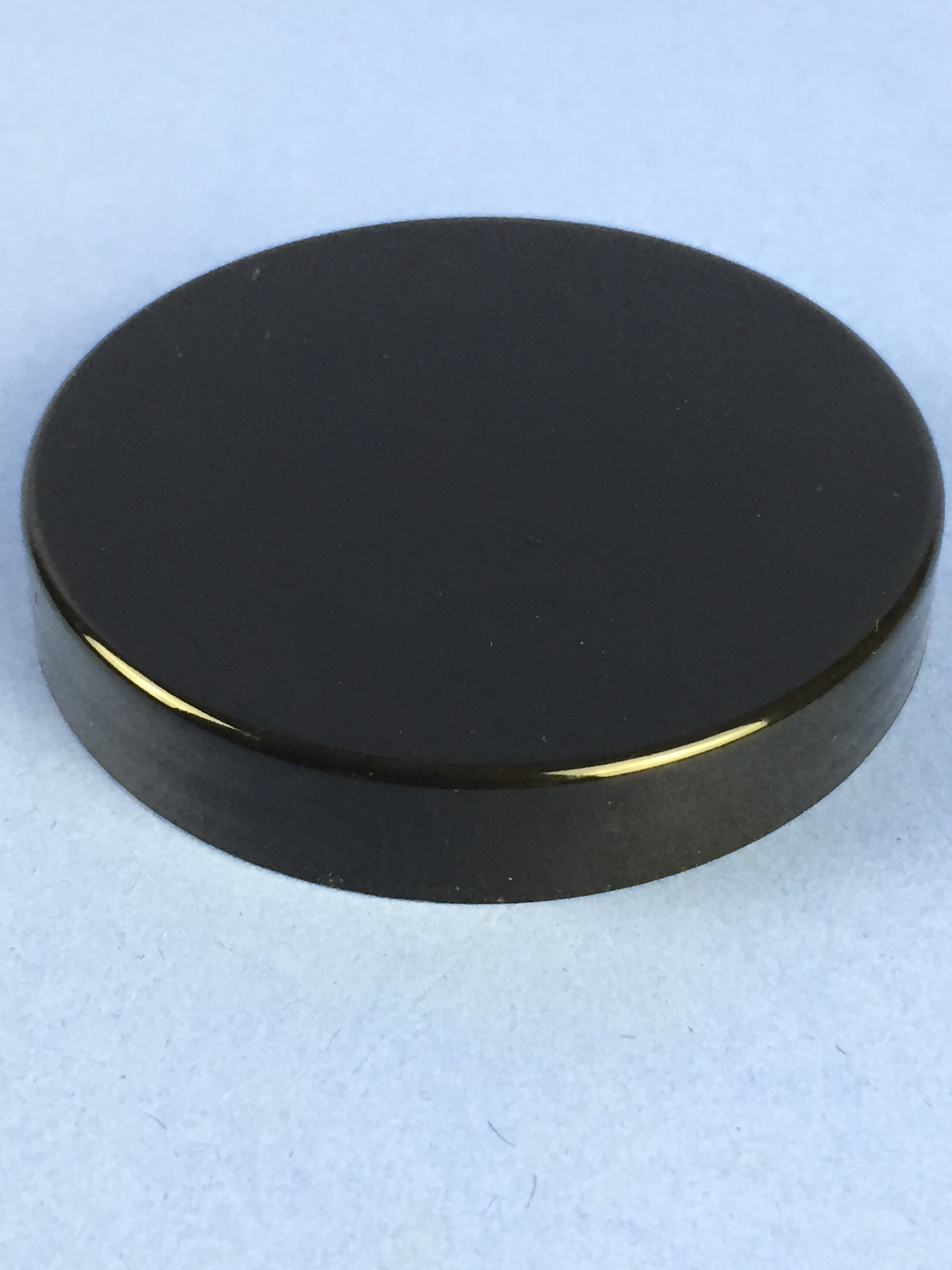 Black Lid To Suit Sj10 Hdpe Jar Bristol Plastics