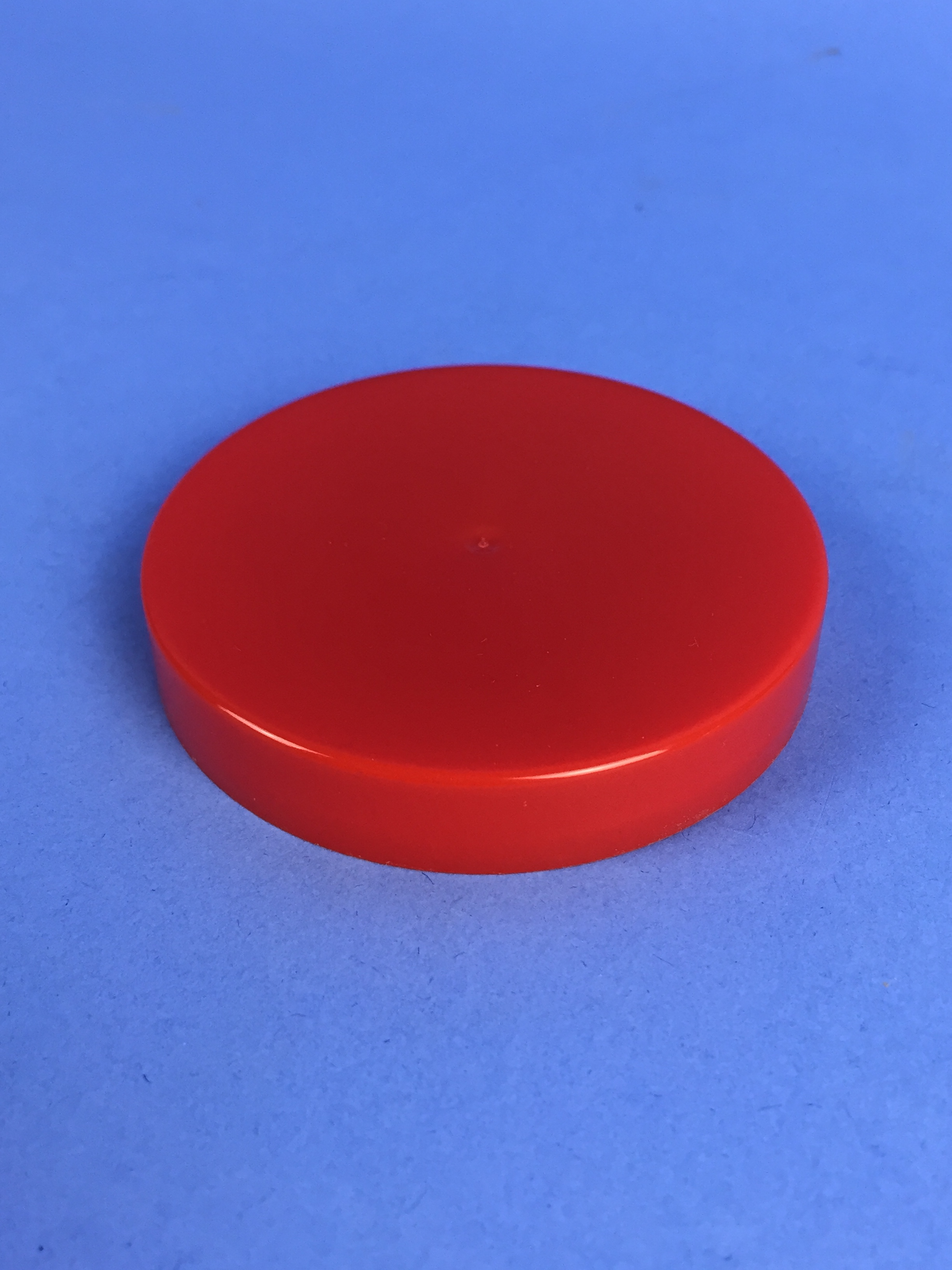 Red Standard Style Lid To Suit 70mm Neck Lidpetjar70r